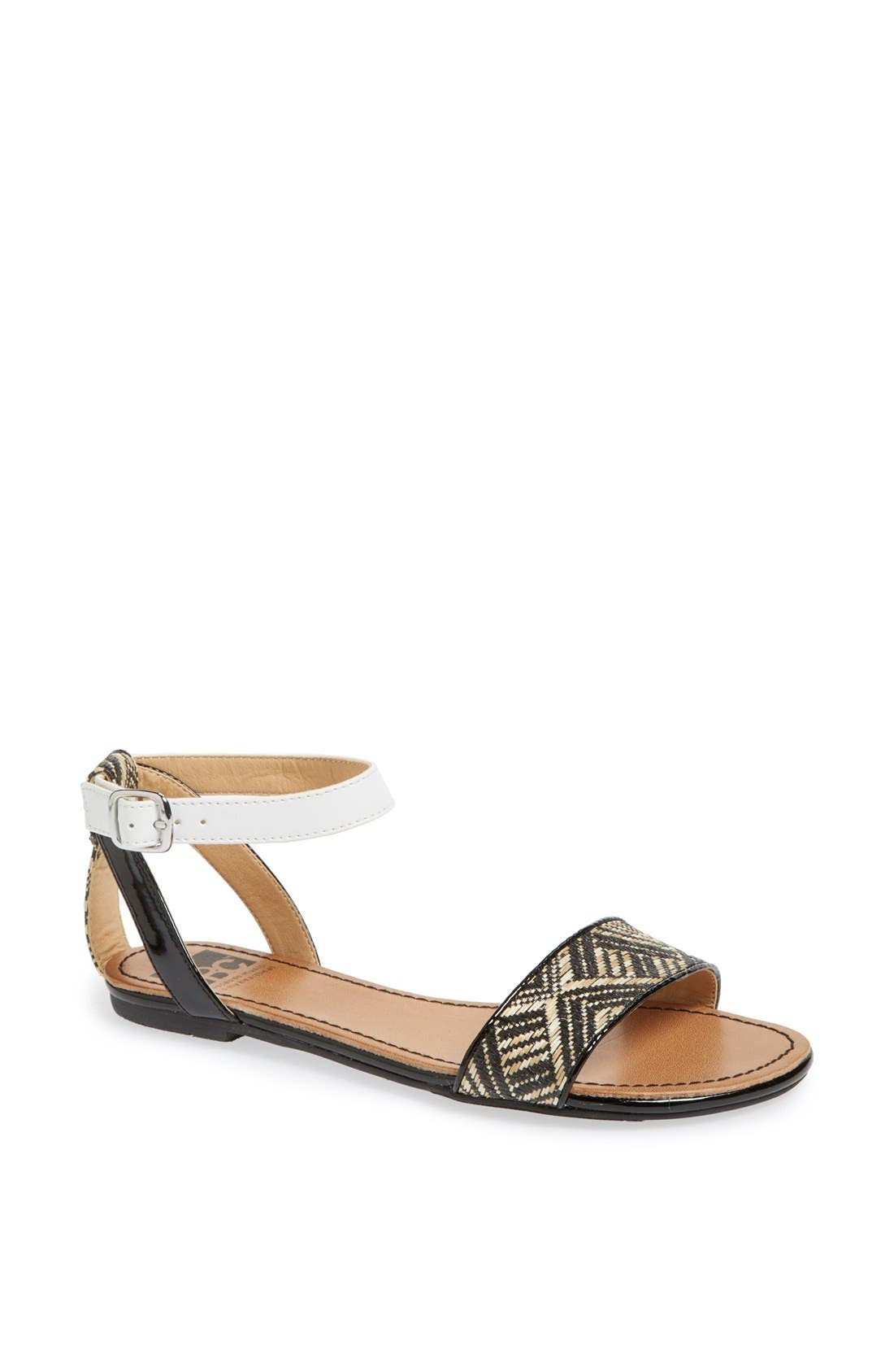 Alternate Image 1 Selected - BC Footwear 'Natural Instincts' Sandal