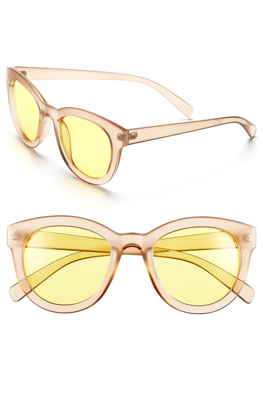 Alternate Image 1 Selected - FE NY 51mm Sunglasses