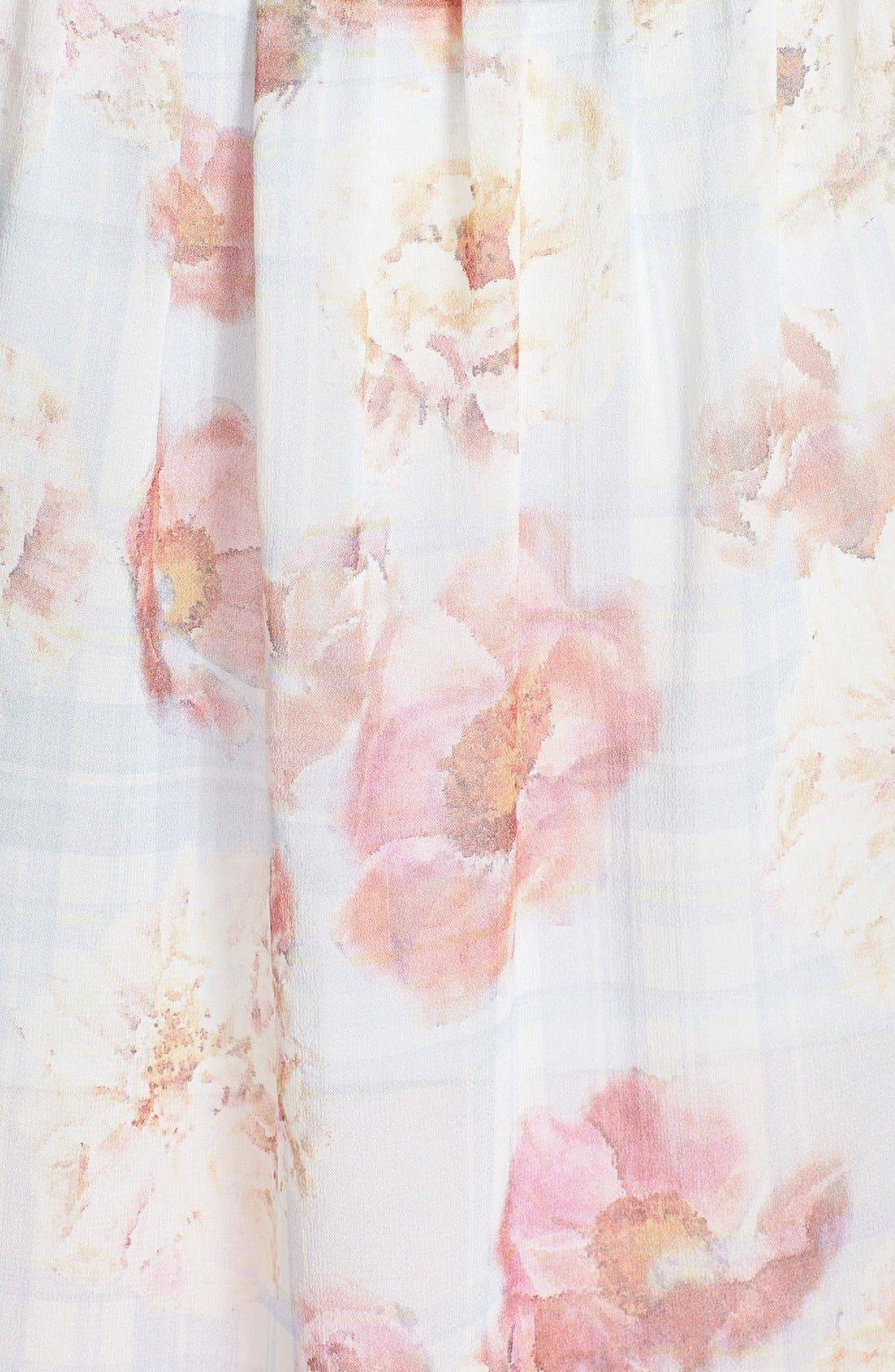 Alternate Image 3  - Joie 'Finnegan' Sleeveless Silk Blouse