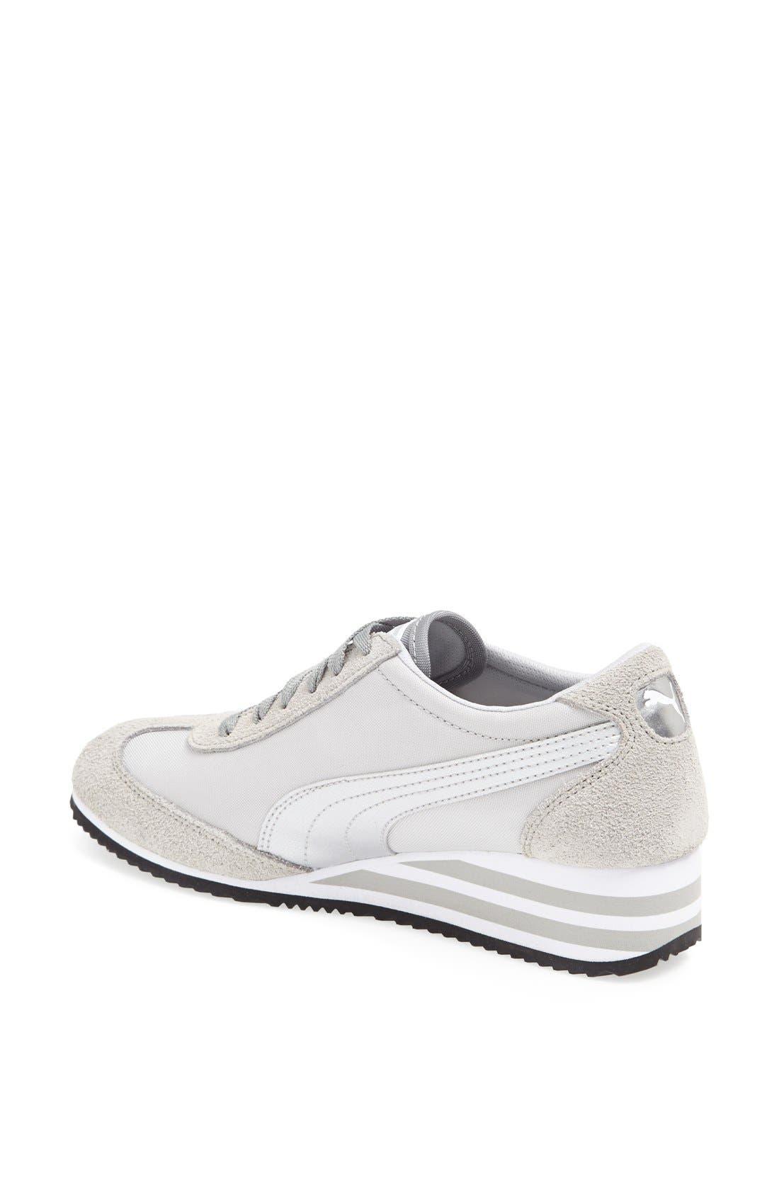 Alternate Image 2  - PUMA 'Caroline Stripe' Sneaker (Women)