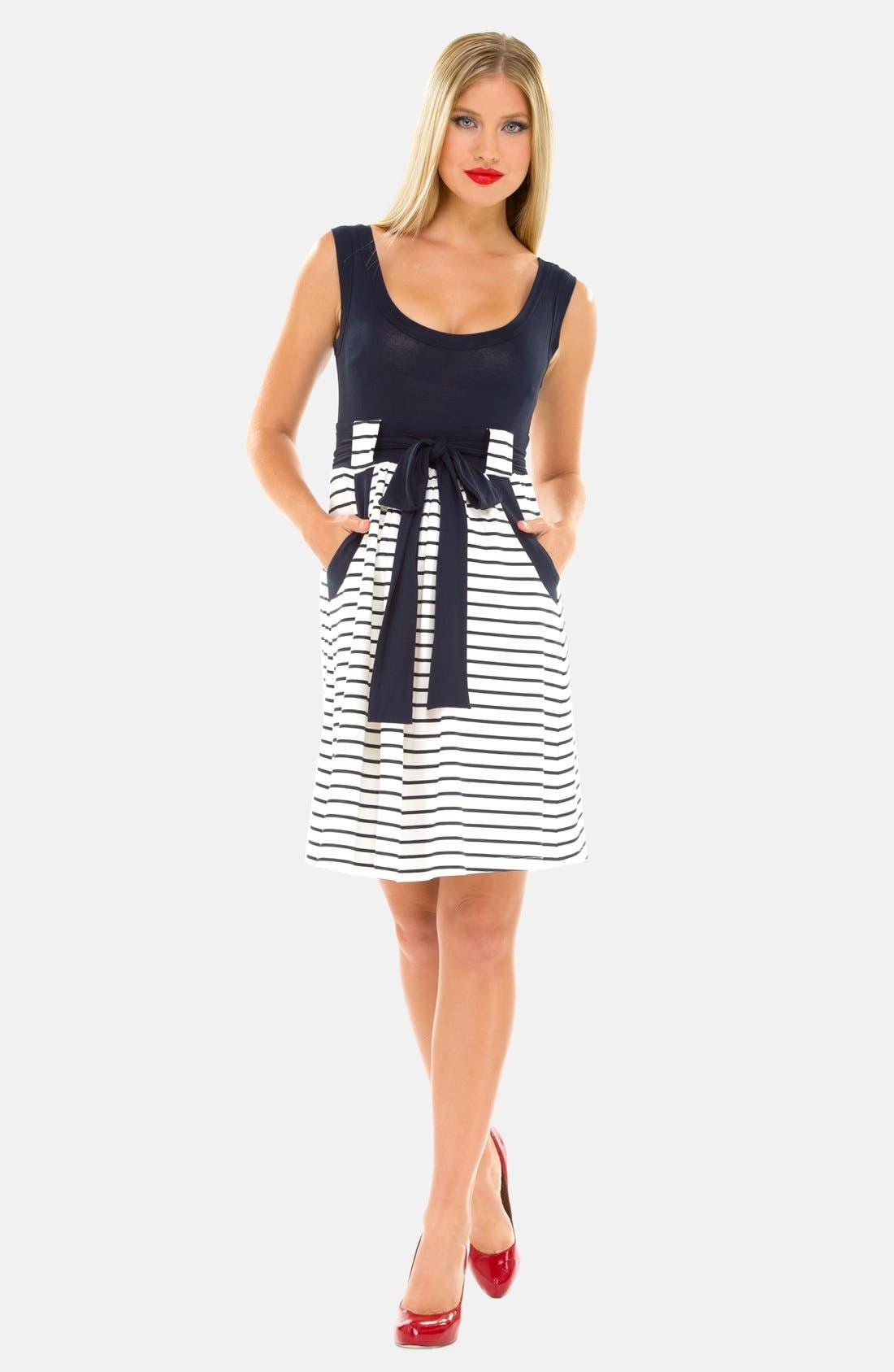 Olian stripe maternity dress nordstrom ombrellifo Images