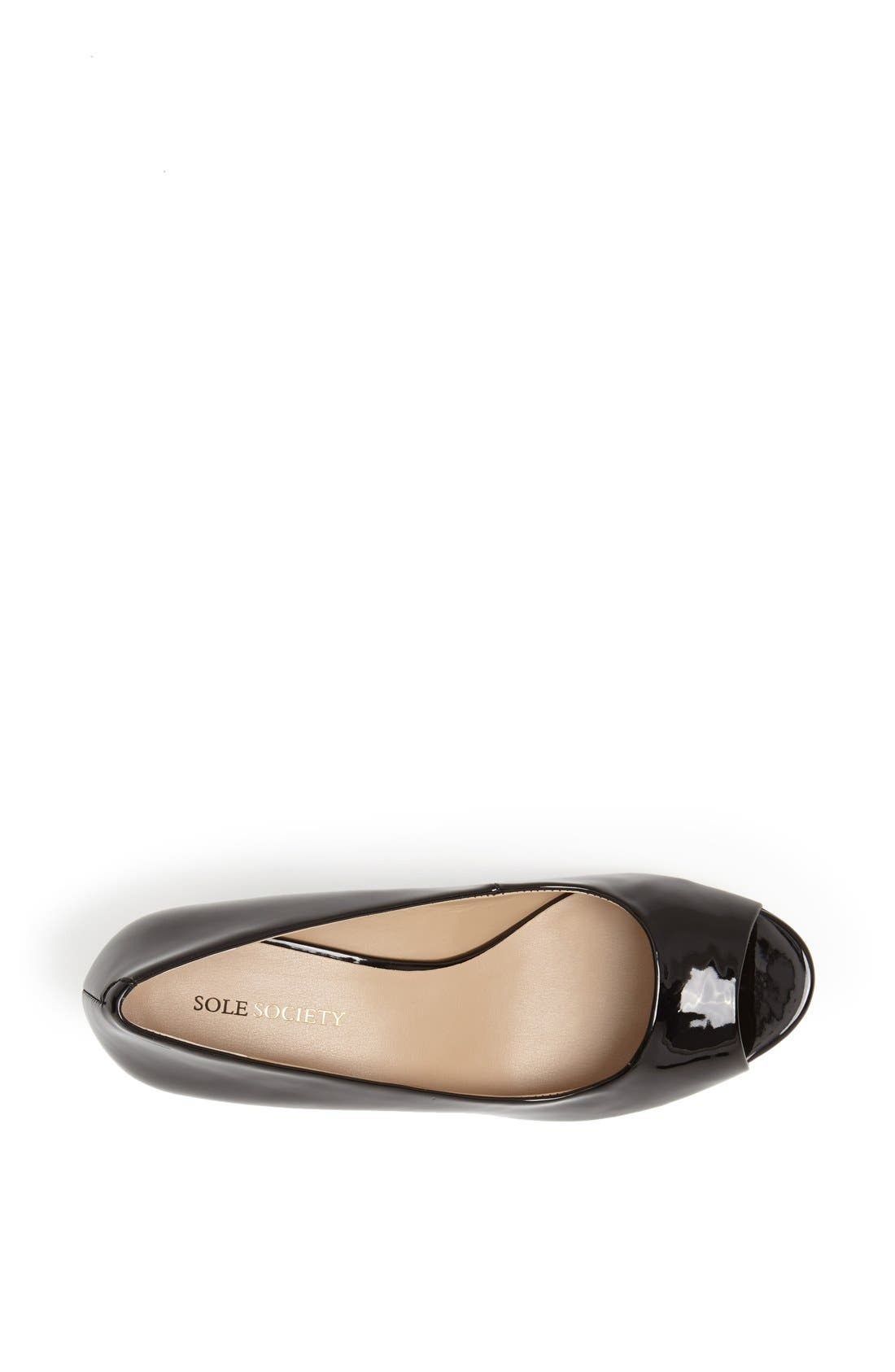 Alternate Image 3  - Sole Society 'Laurie' Wedge (Women)
