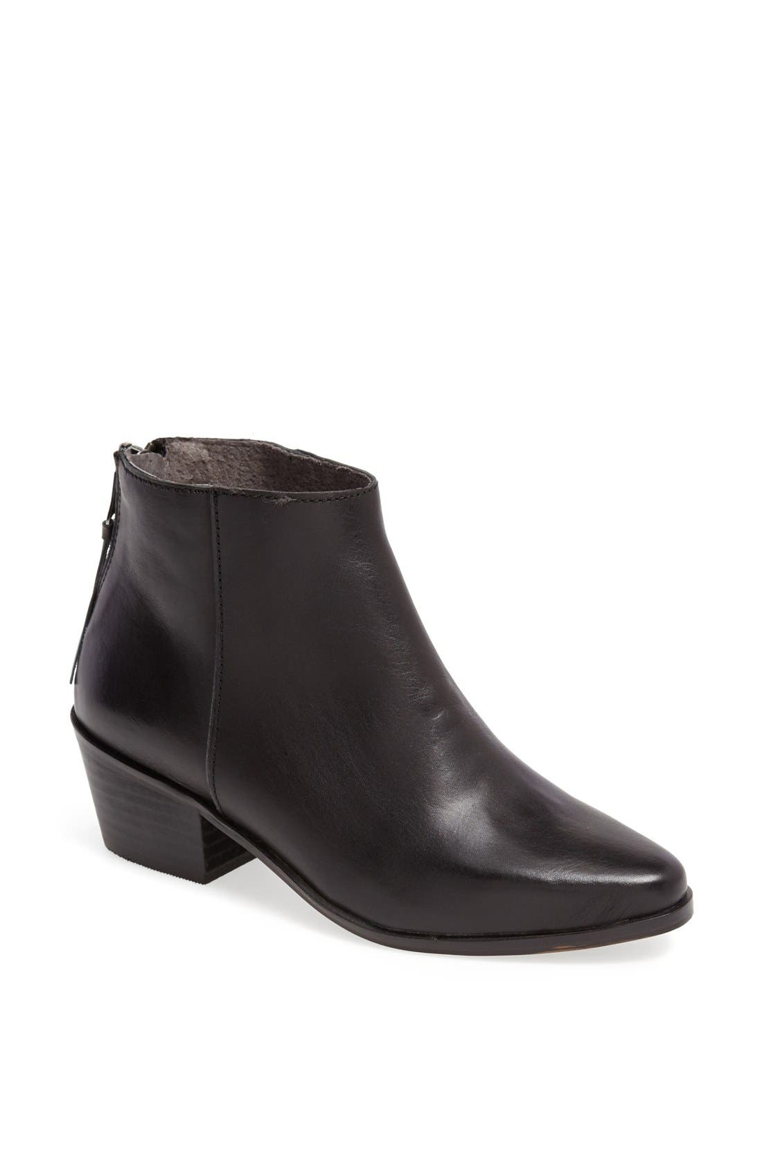 Alternate Image 1 Selected - Topshop 'Archy' Back Zip Bootie