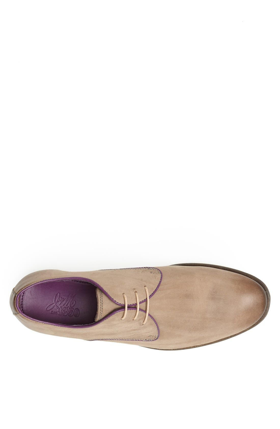Alternate Image 3  - J&M 1850 'Donegan' Plain Toe Derby (Online Only)