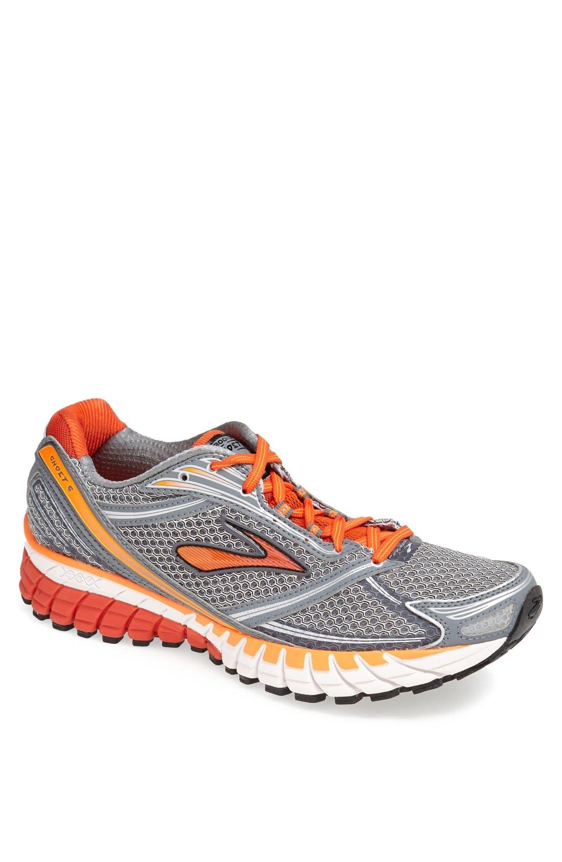 Alternate Image 1 Selected - Brooks 'Ghost 6' Running Shoe (Men) (Regular Retail Price: $109.95)