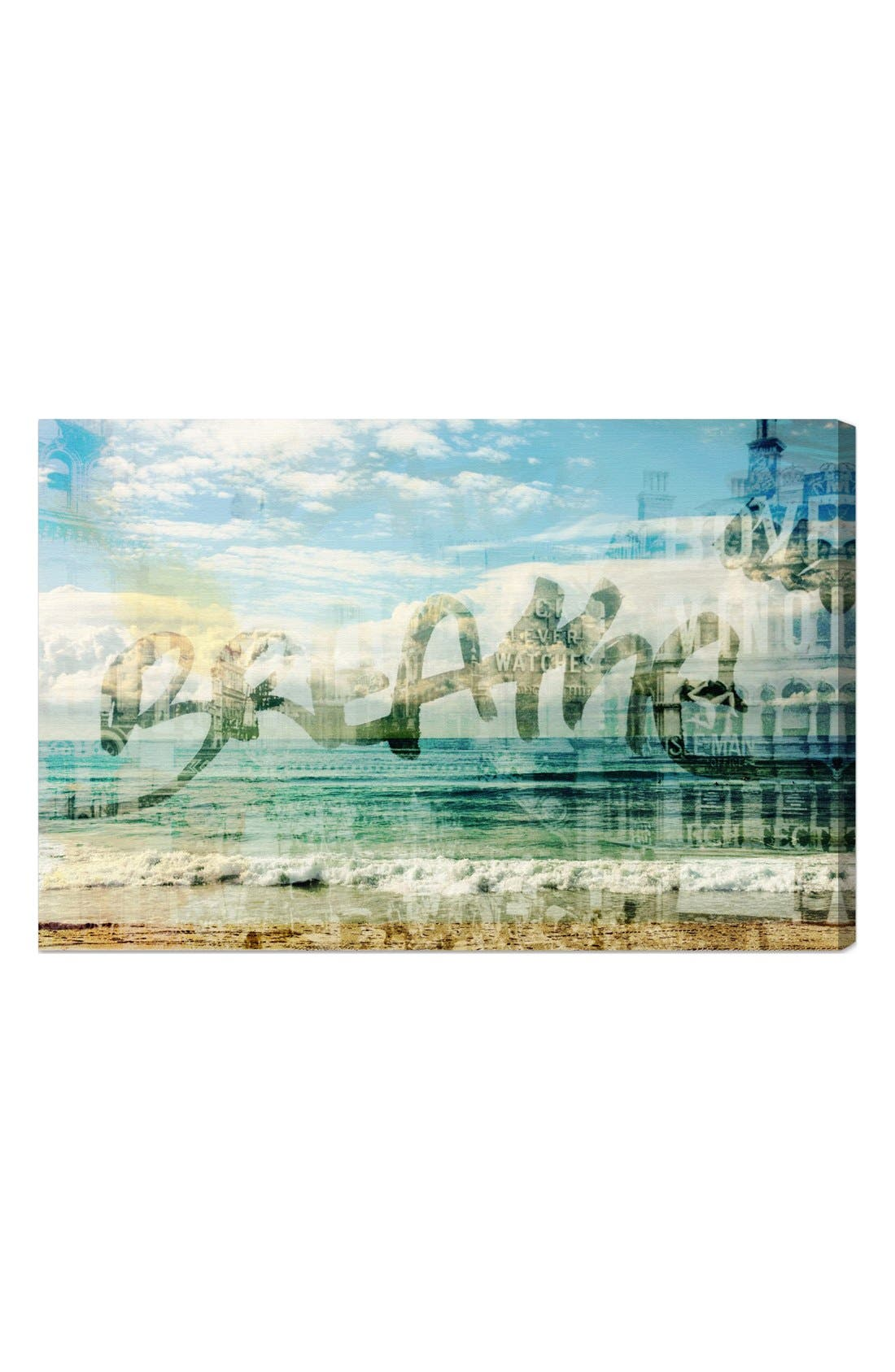 Oliver Gal 'Breathe' Wall Art