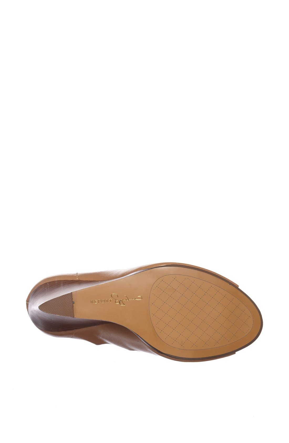 Alternate Image 4  - REPORT Signature 'Lilly' Wedge Sandal