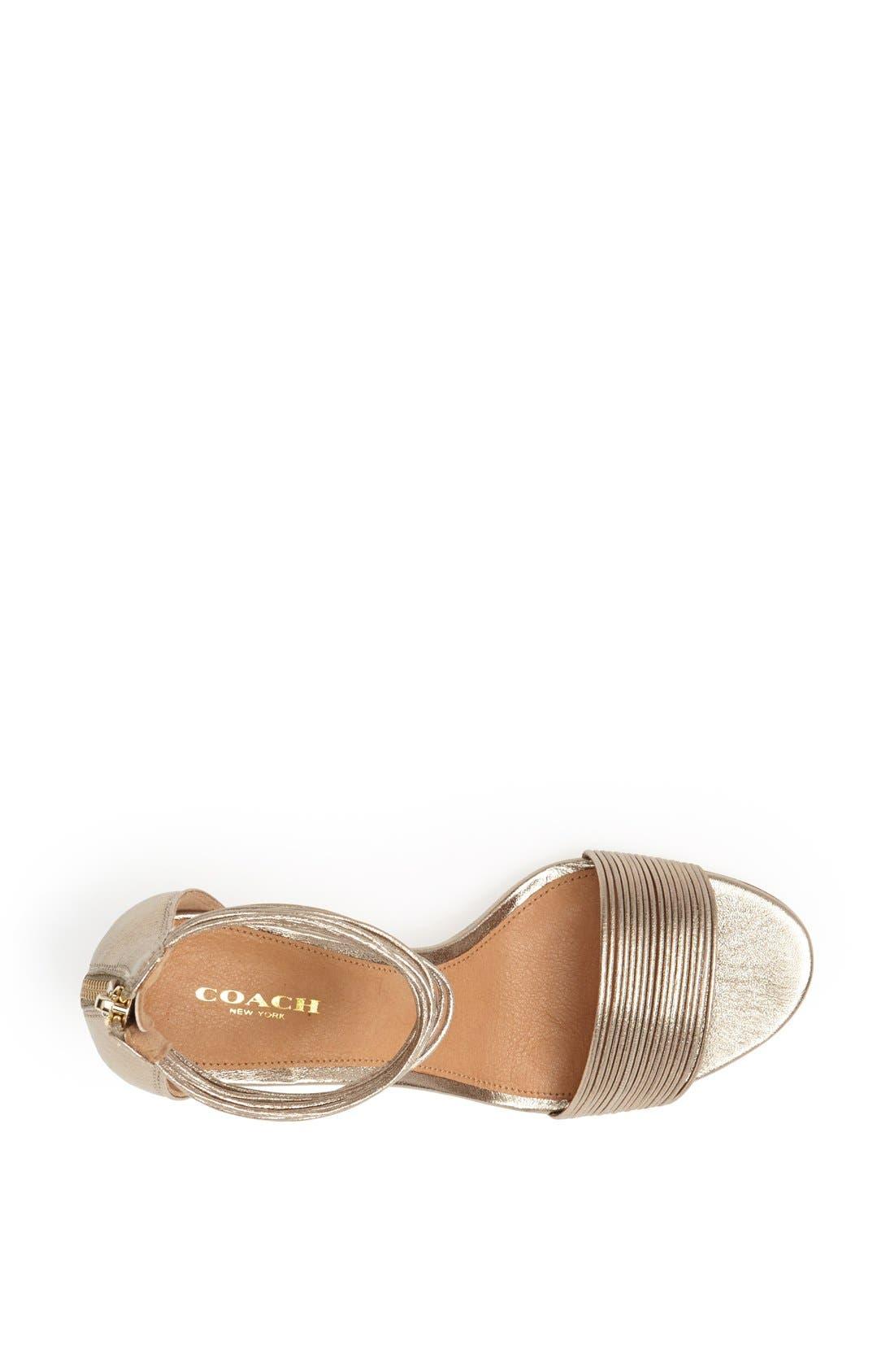 Alternate Image 3  - COACH 'Manya' Sandal