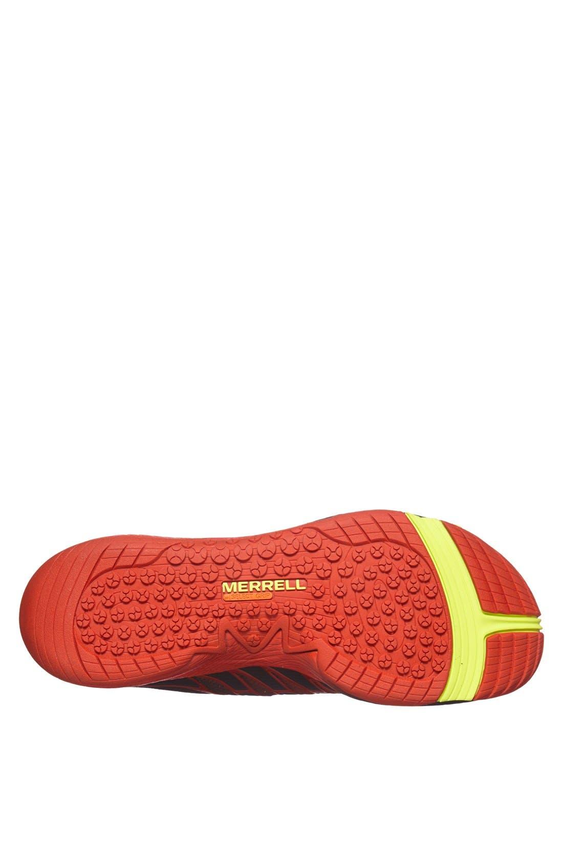 Alternate Image 3  - Merrell 'Allout Fuse' Trail Running Shoe (Men)