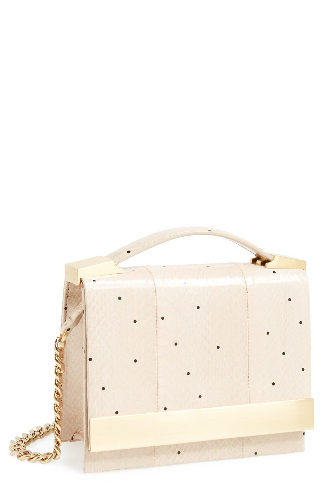 Alternate Image 1 Selected - B Brian Atwood 'Ava' Crossbody Bag