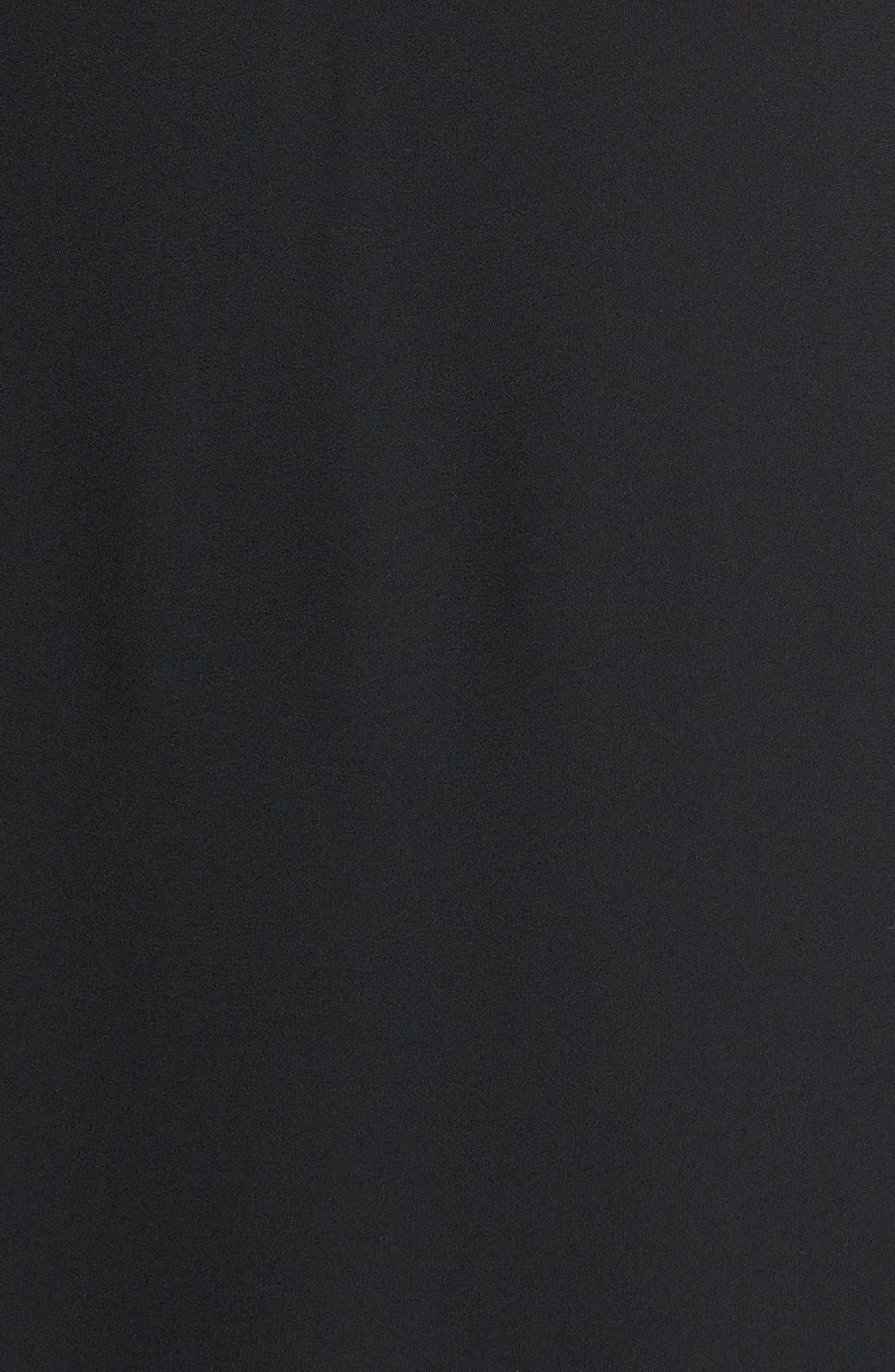 Alternate Image 3  - ASTR Lace Trim Slipdress