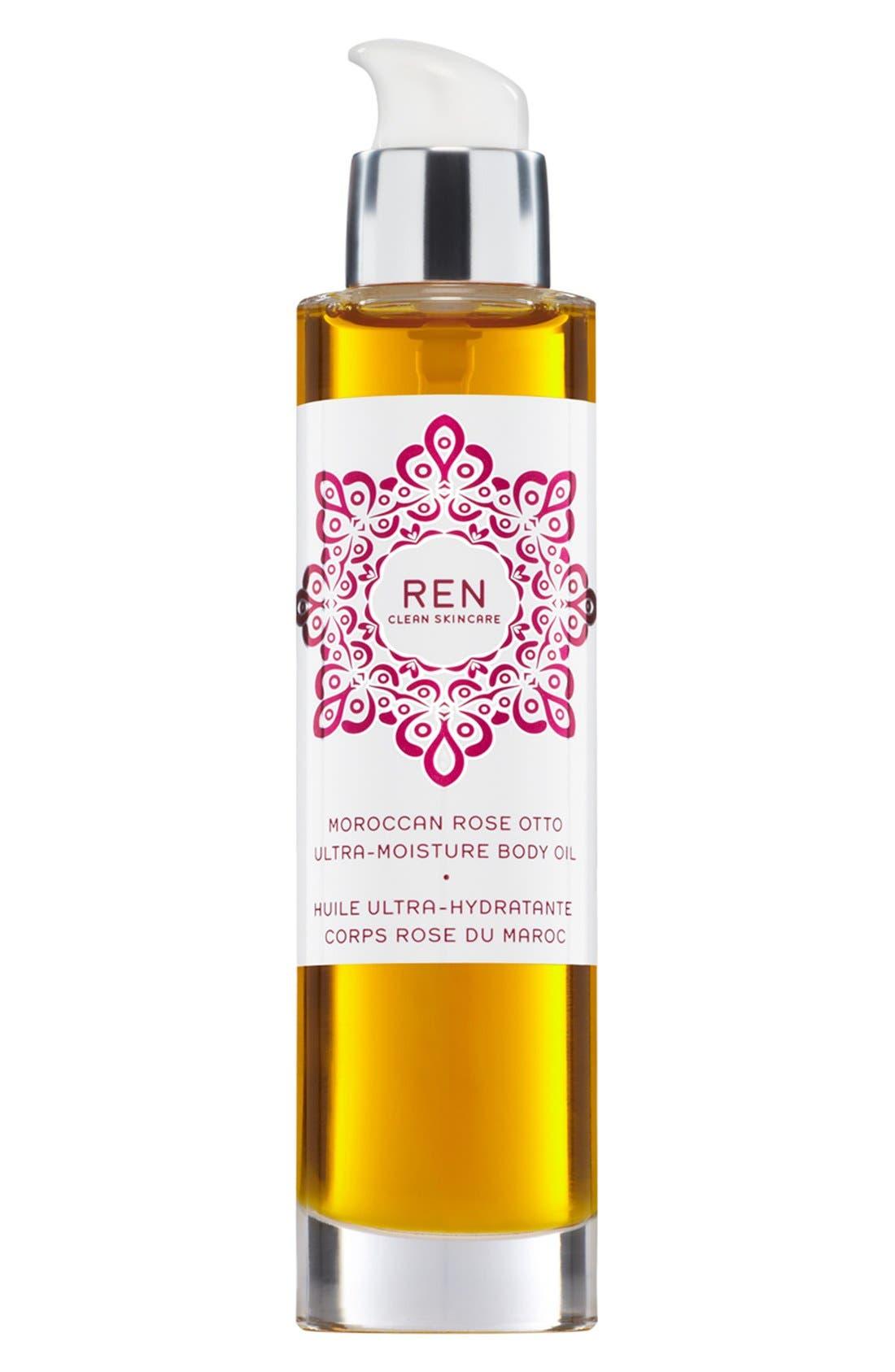 SPACE.NK.apothecary REN Moroccan Rose Ultra-Moisture Body Oil