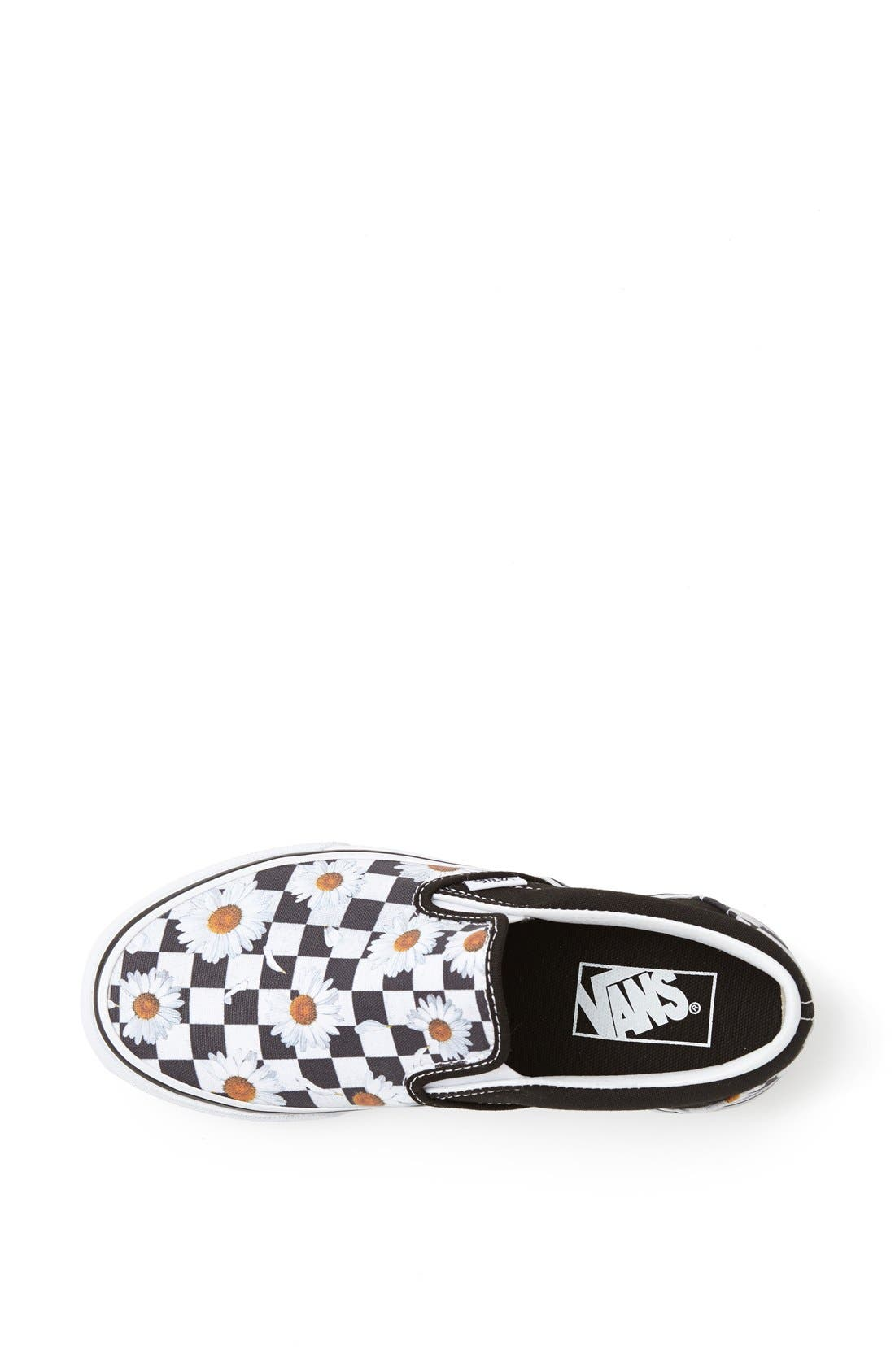 Alternate Image 3  - Vans 'He Loves Me, He Loves Me Not' Slip-On Sneaker (Women)