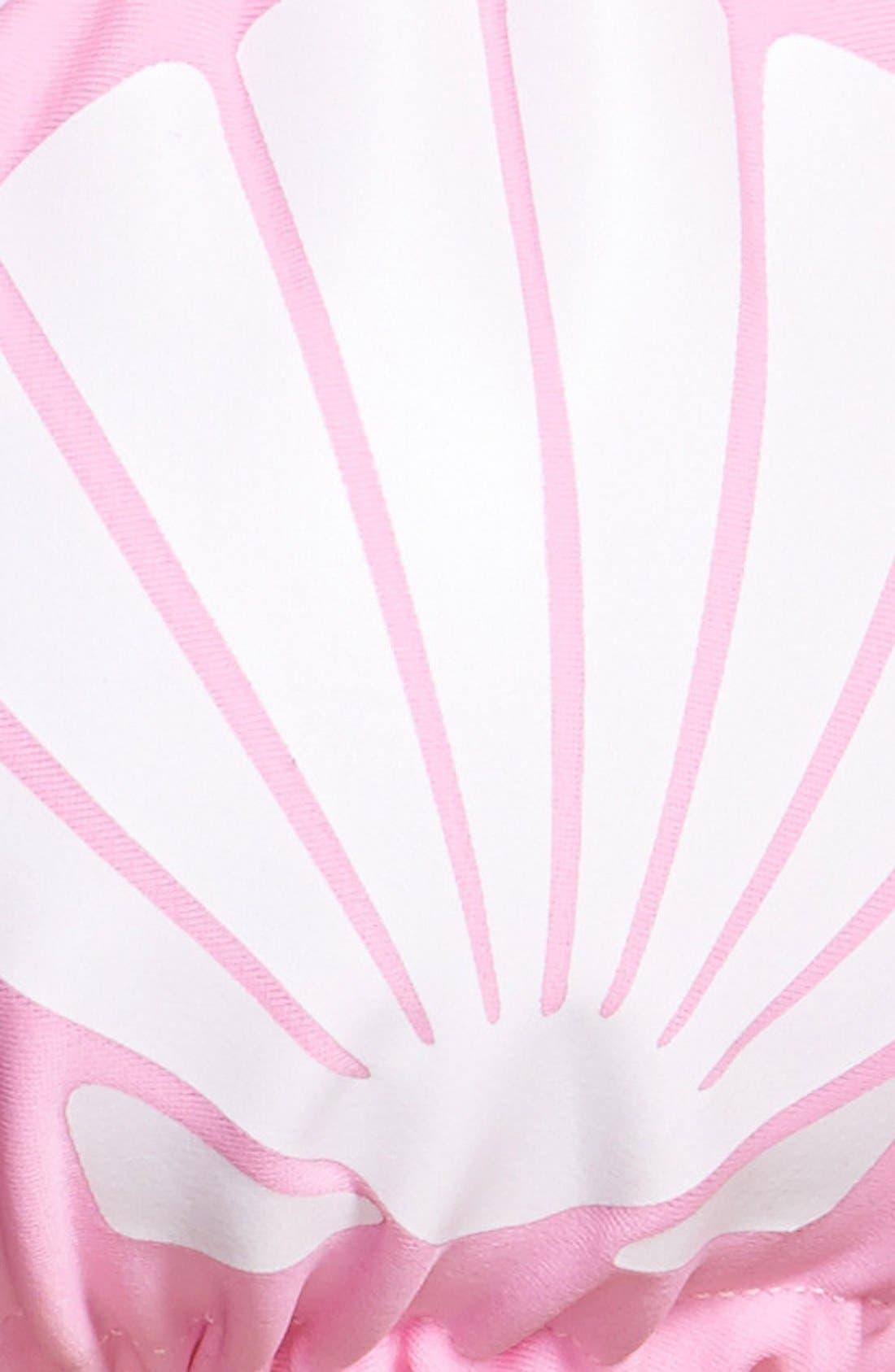 Alternate Image 5  - Wildfox 'Shelly' Reversible Triangle Bikini Top