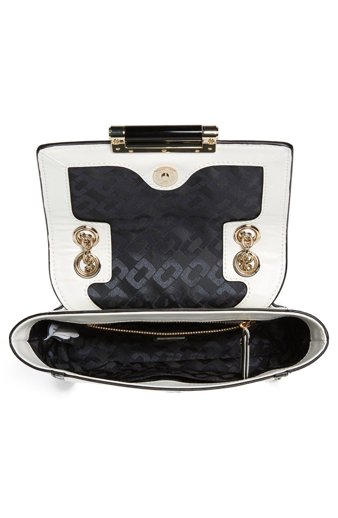 Alternate Image 3  - Diane Von Furstenberg '440 - Mini' Genuine Snakeskin & Leather Crossbody Bag