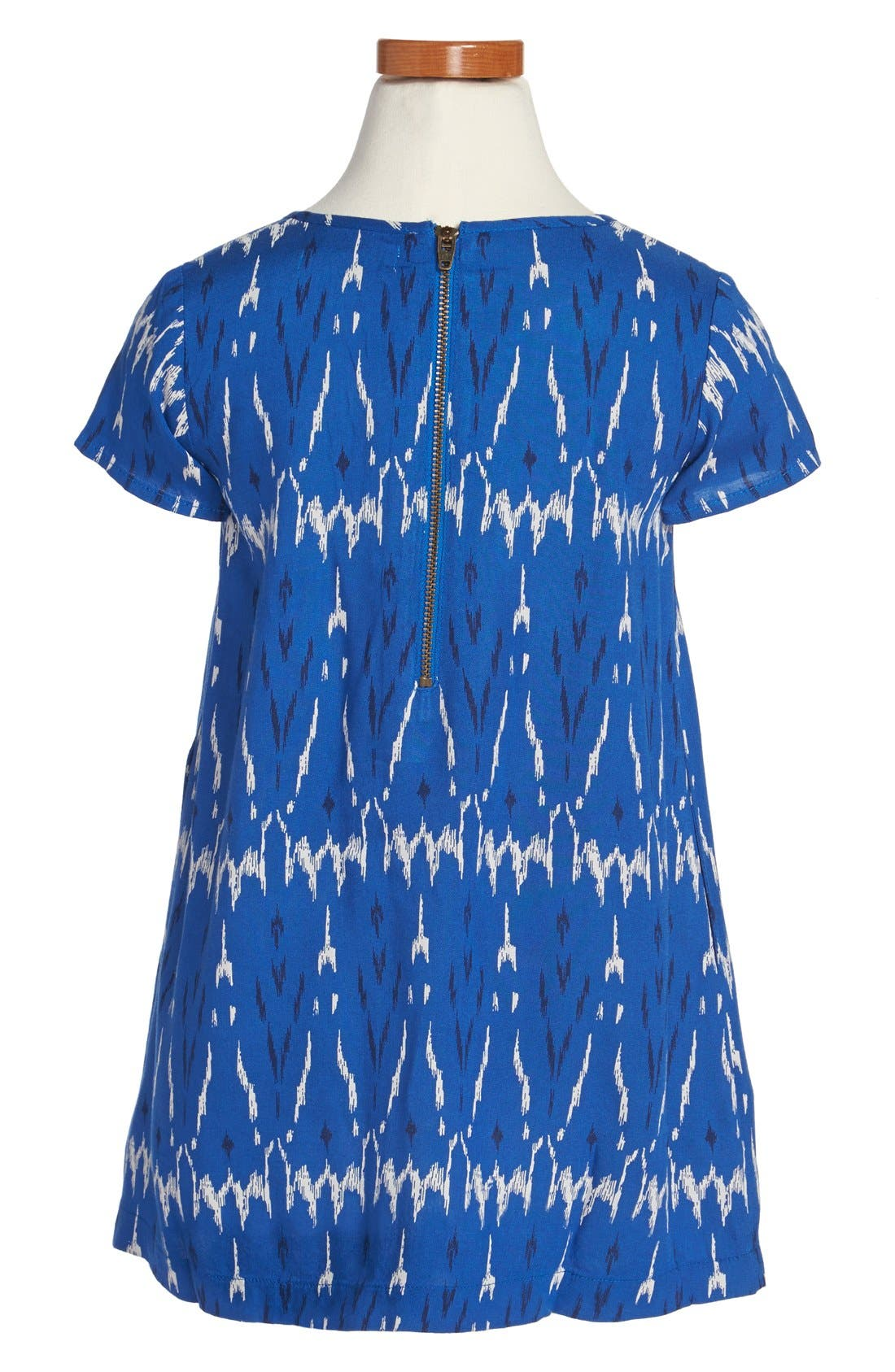 Alternate Image 2  - Tucker + Tate 'Patricia' Pleated Print Dress (Toddler Girls)