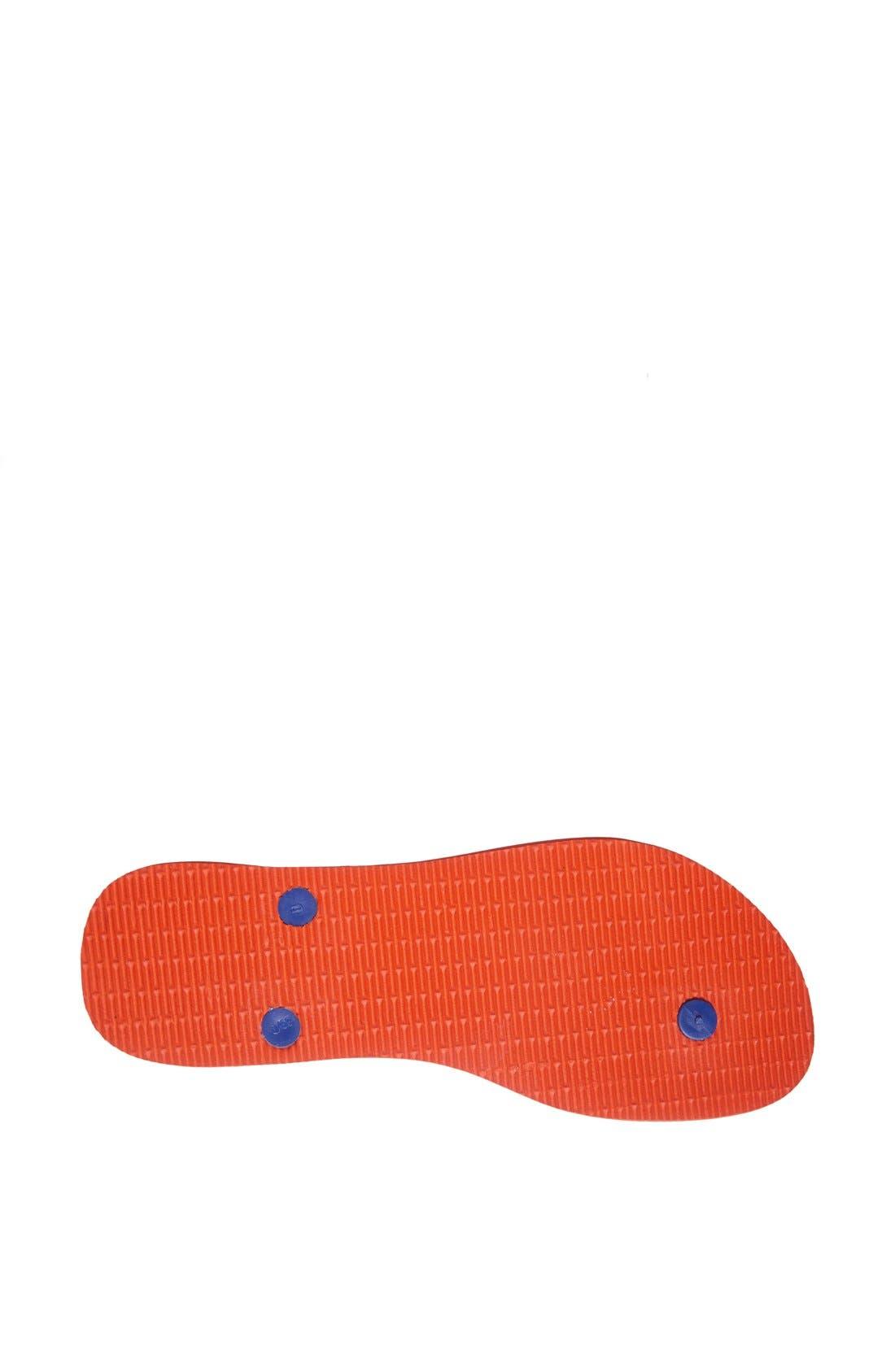 Alternate Image 4  - Havaianas 'Slim Lace' Flip Flop (Women)