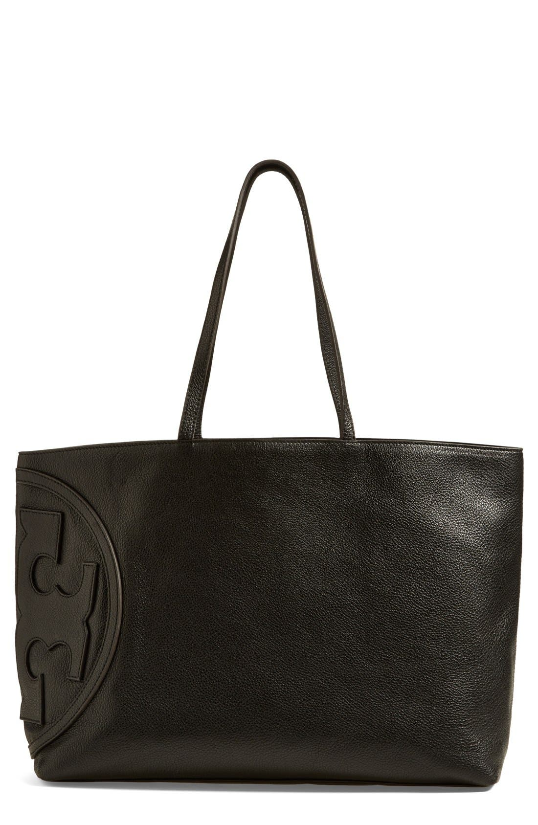 Alternate Image 1 Selected - Tory Burch 'All T' East/West Tote