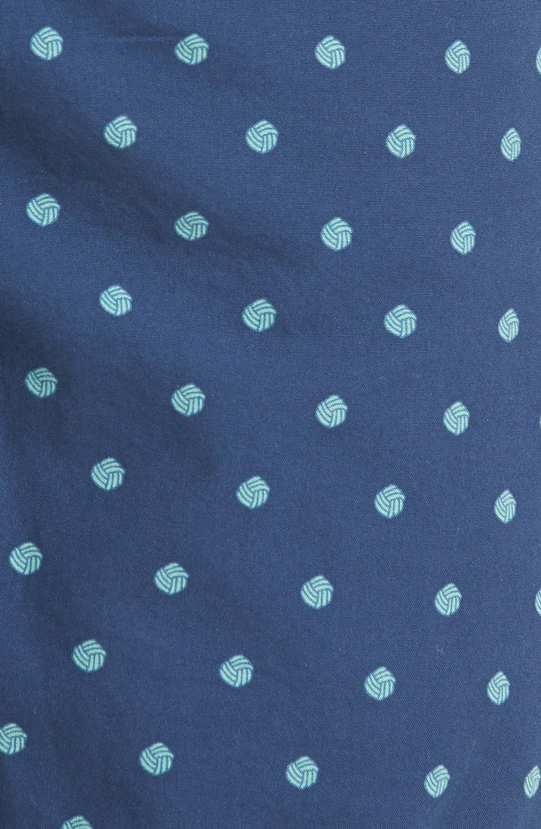 Alternate Image 3  - Dockers® 'Tie Knot' Print Shorts