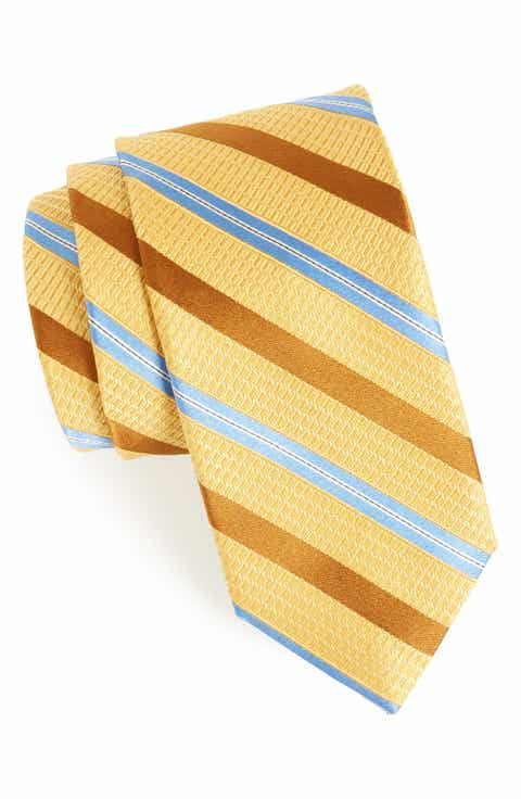 Mens john w nordstrom ties skinny ties pocket squares for john w nordstrom woven silk tie ccuart Images