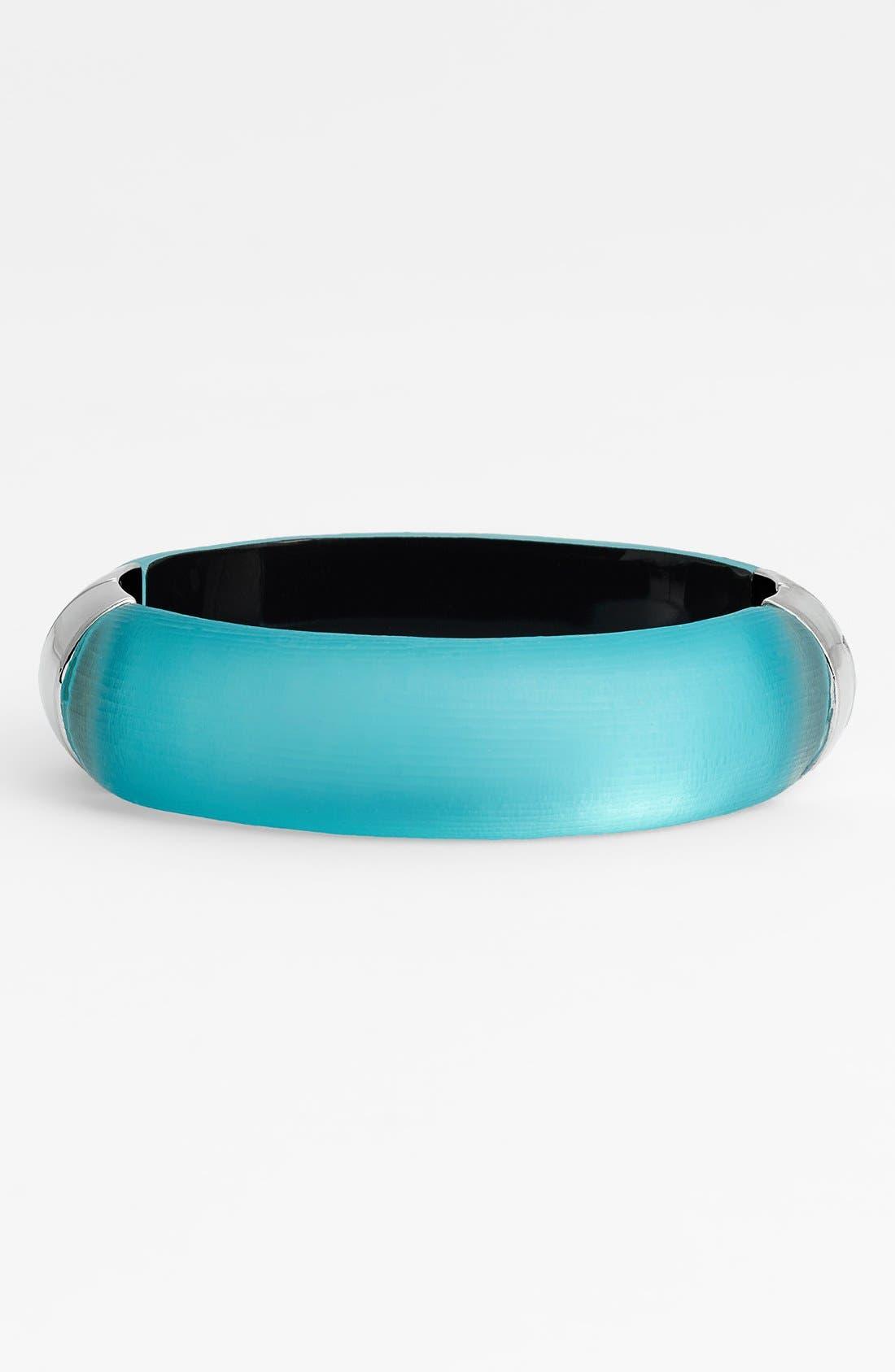 Main Image - Alexis Bittar 'Lucite® - Neon Deco' Bangle Bracelet