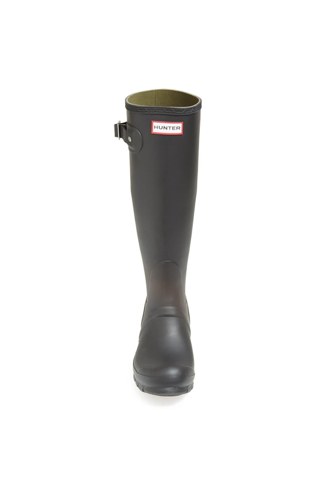 Alternate Image 3  - Hunter 'Original - Stripe' Waterproof Rain Boot (Women)