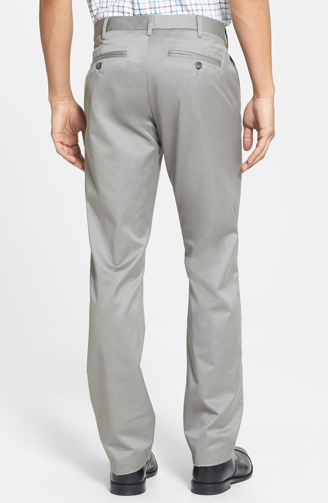 Alternate Image 2  - Bonobos 'Weekday Warriors' Non-Iron Slim Fit Cotton Chinos