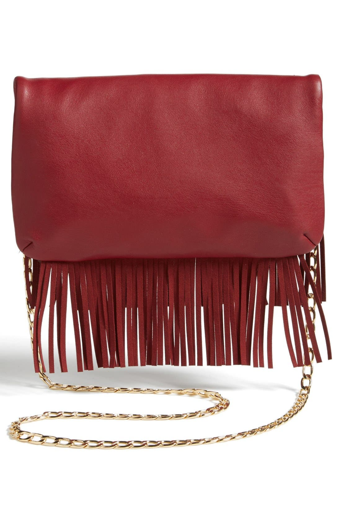 Alternate Image 4  - Deux Lux 'Joplin' Convertible Foldover Crossbody Bag