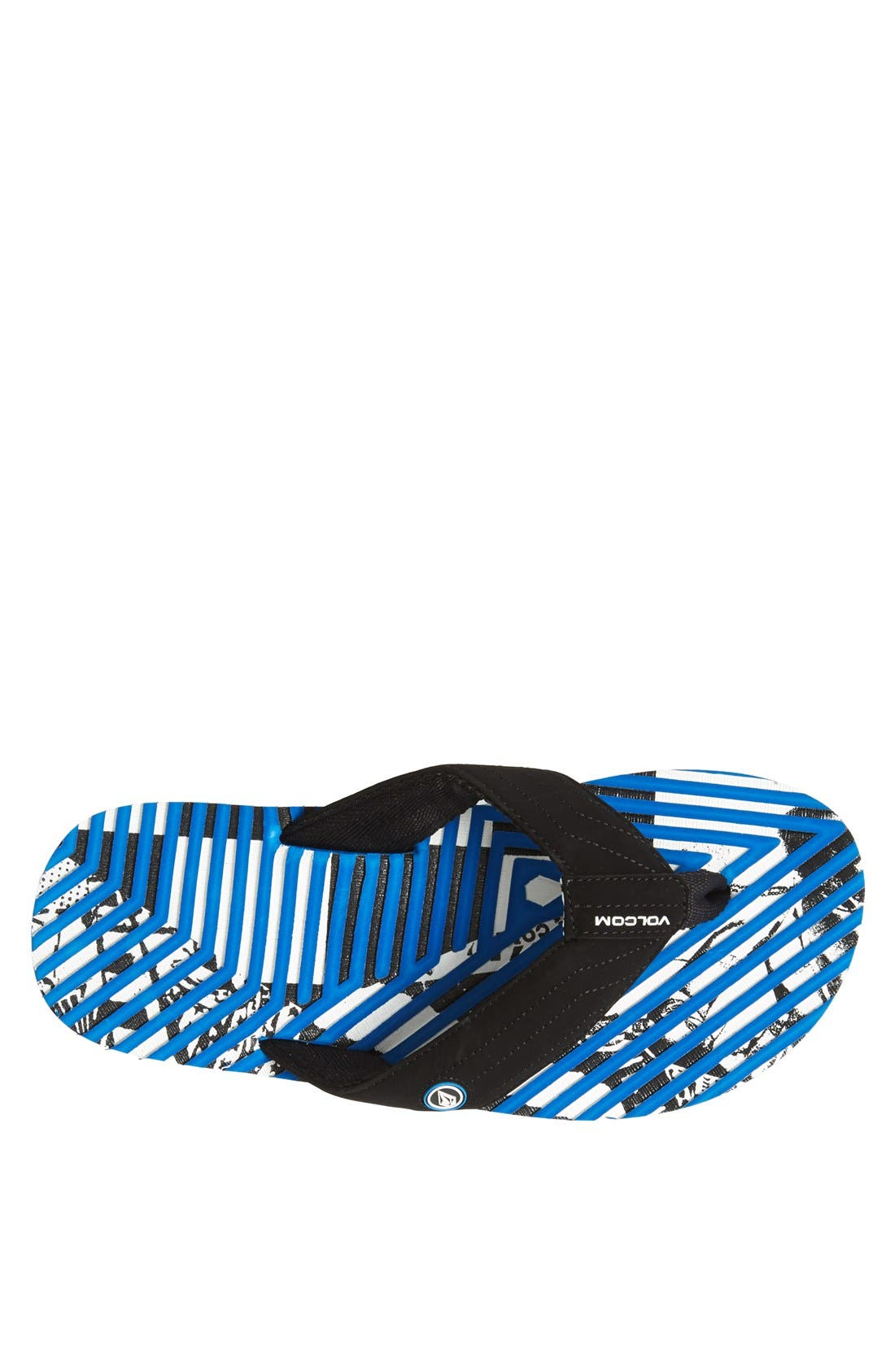 Alternate Image 3  - Volcom 'Fraction' Flip Flop (Men)