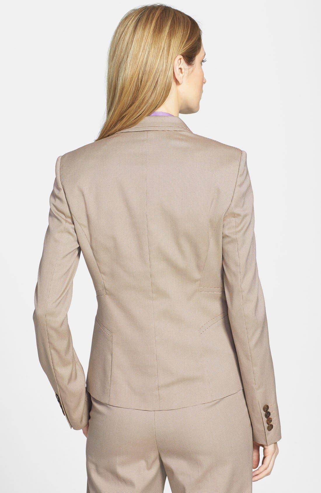 Alternate Image 2  - BOSS 'Jirella' Suiting Jacket
