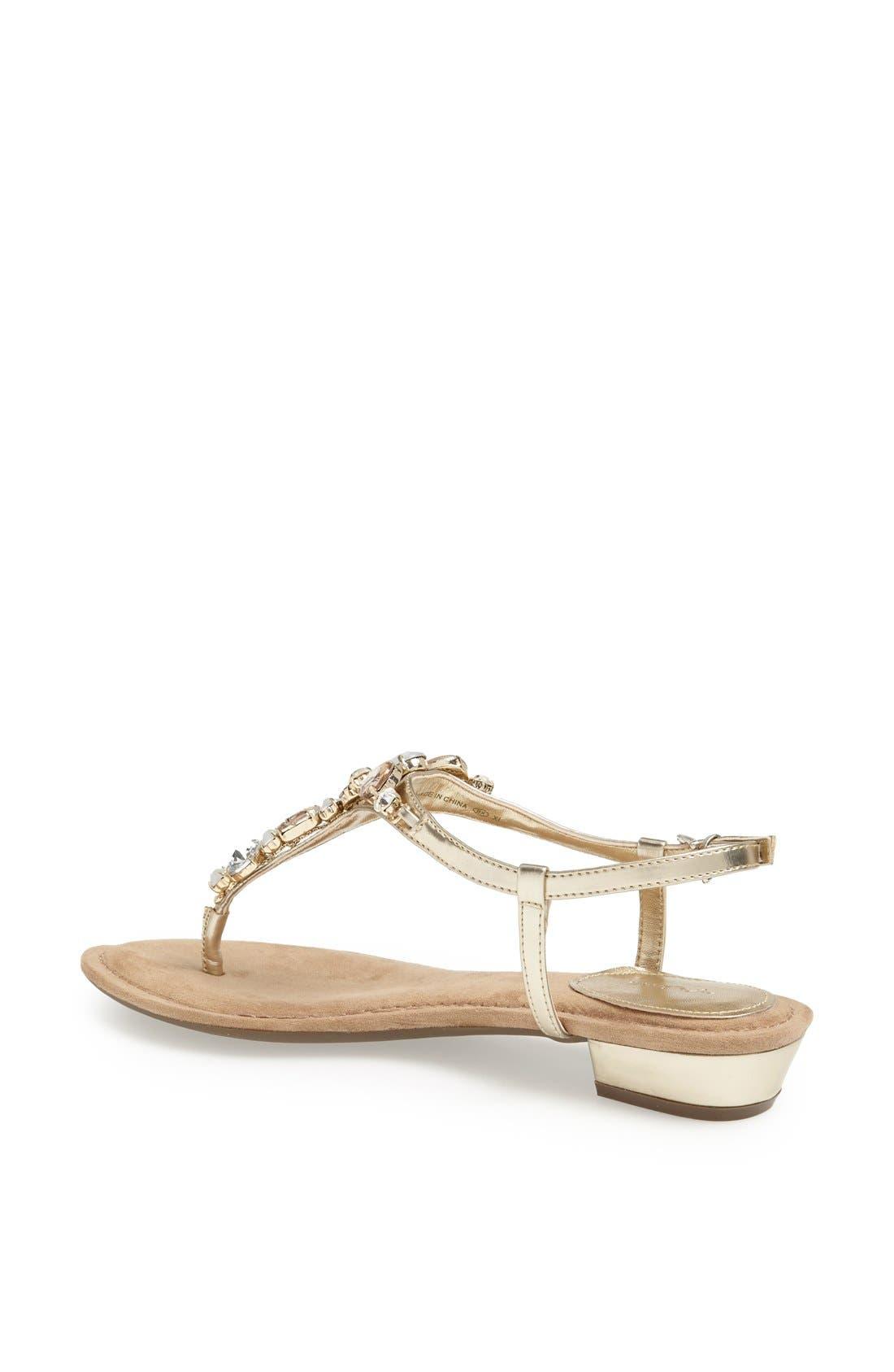 Alternate Image 2  - Nina 'Kelisha' Sandal