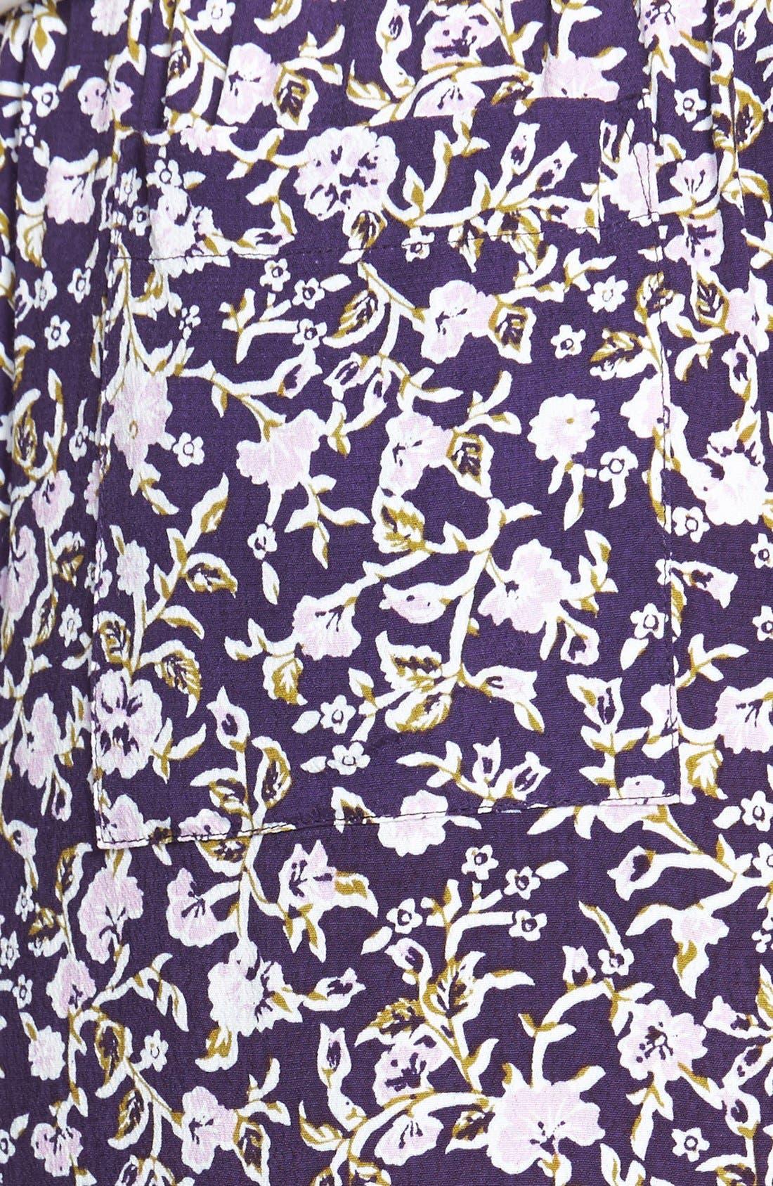 Alternate Image 3  - Rebecca Taylor Floral Pants