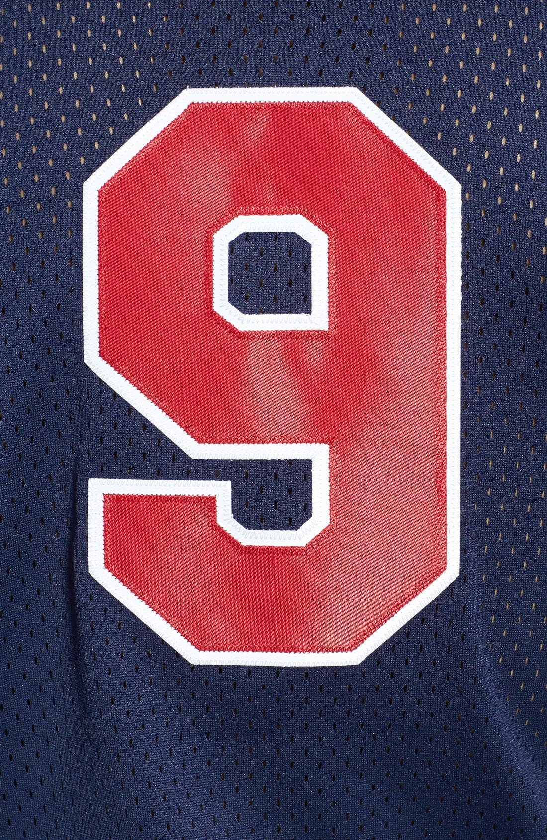 Alternate Image 3  - Mitchell & Ness 'Ted Williams - Boston Red Sox' Authentic Mesh BP Jersey