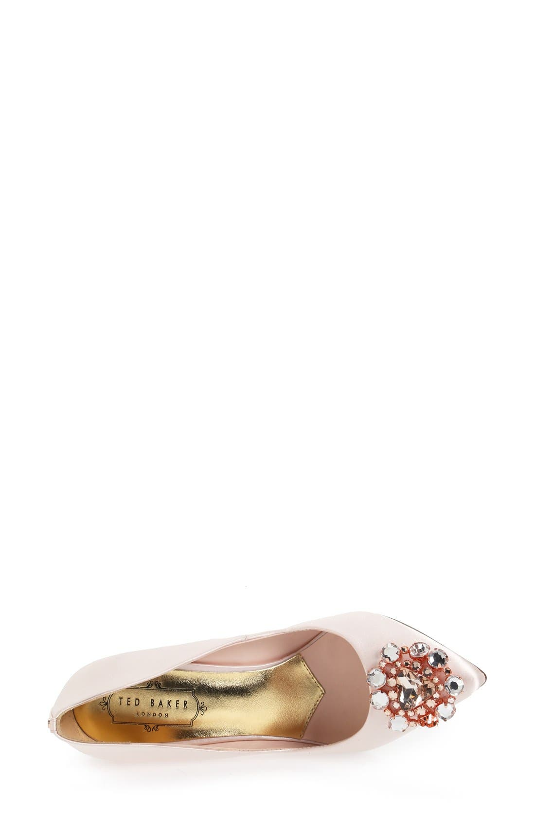 Alternate Image 3  - Ted Baker London 'Torela' Pump