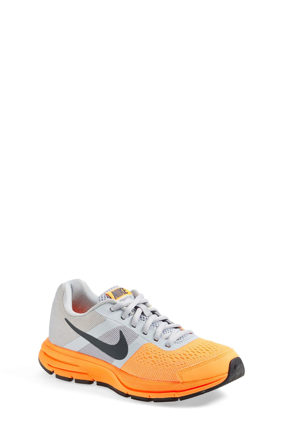 Alternate Image 1 Selected - Nike 'Air Pegasus+ 30 GS' Running Shoe (Little Kid & Big Kid)