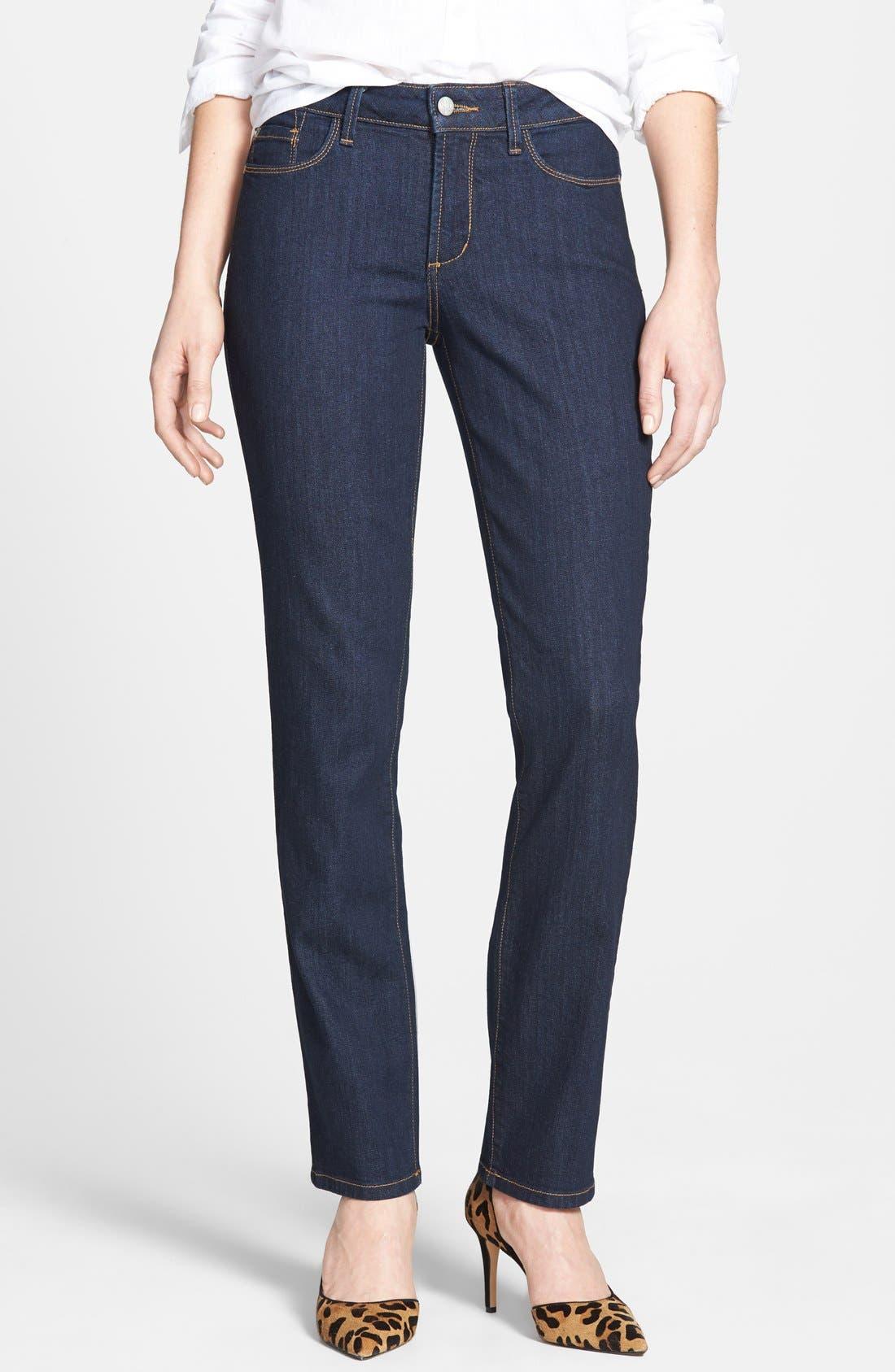 Alternate Image 1 Selected - NYDJ 'Sheri' Stretch Skinny Jeans (Larchmont) (Online Only)