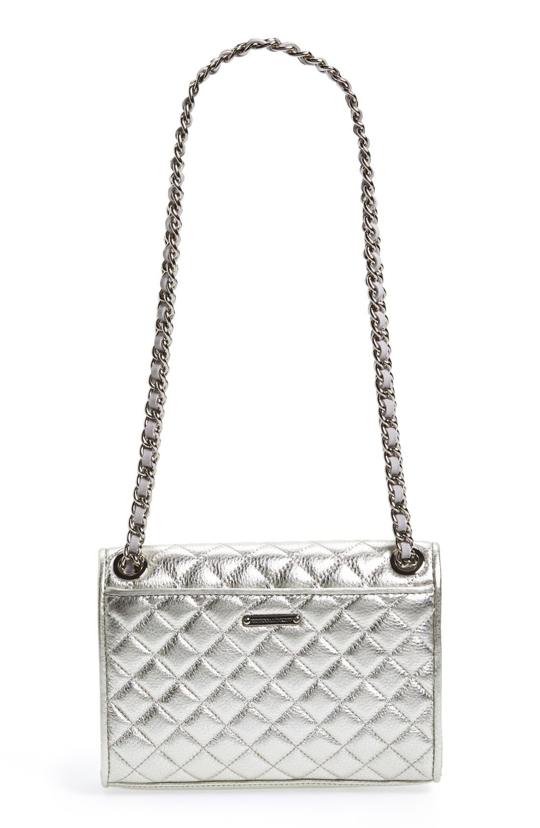 Alternate Image 4  - Rebecca Minkoff 'Mini Quilted Affair' Shoulder Bag