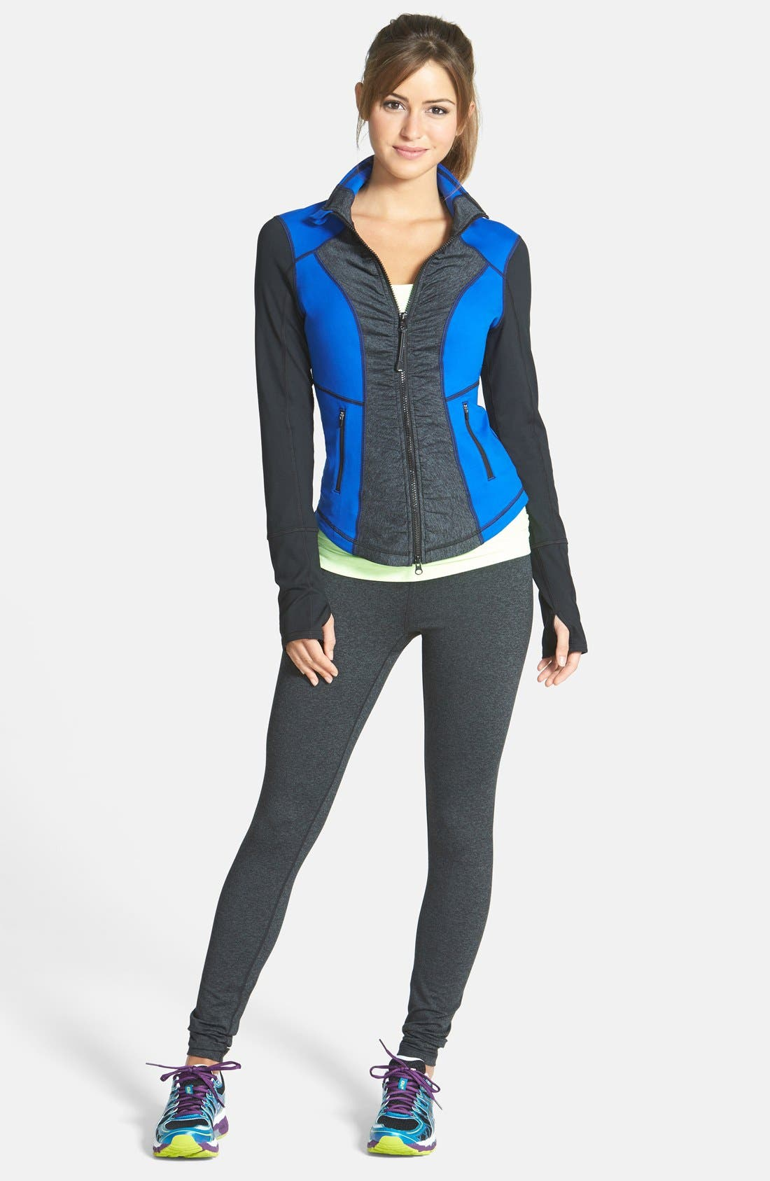 Alternate Image 3  - Zella 'Essential' Jacket