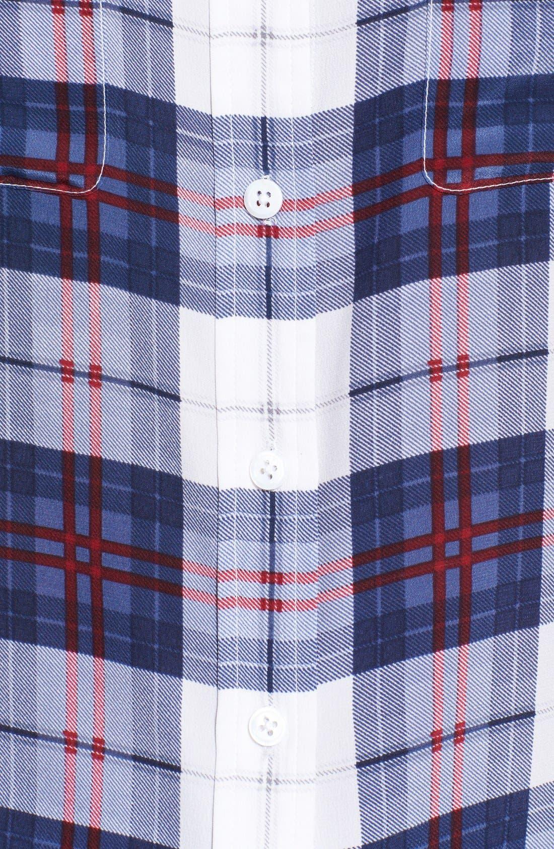 Alternate Image 3  - Equipment 'Slim Signature' Silk Shirt