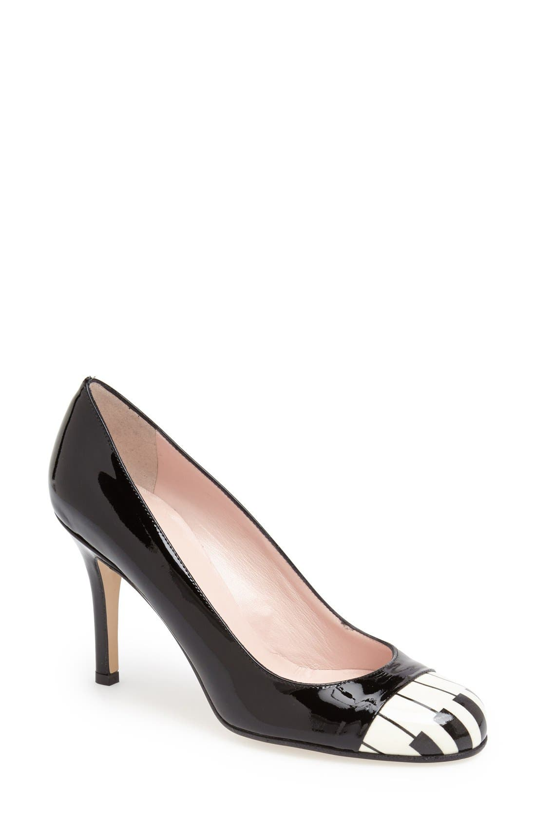Alternate Image 1 Selected - kate spade new york 'keys' pump (Women)