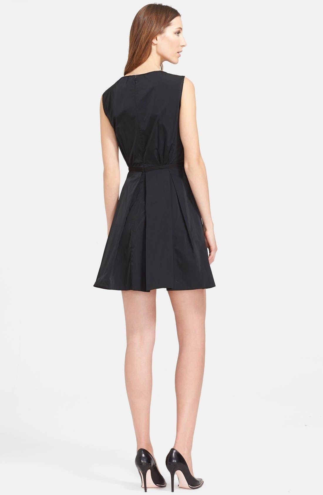 Alternate Image 2  - Nina Ricci Lace & Radzimir Dress