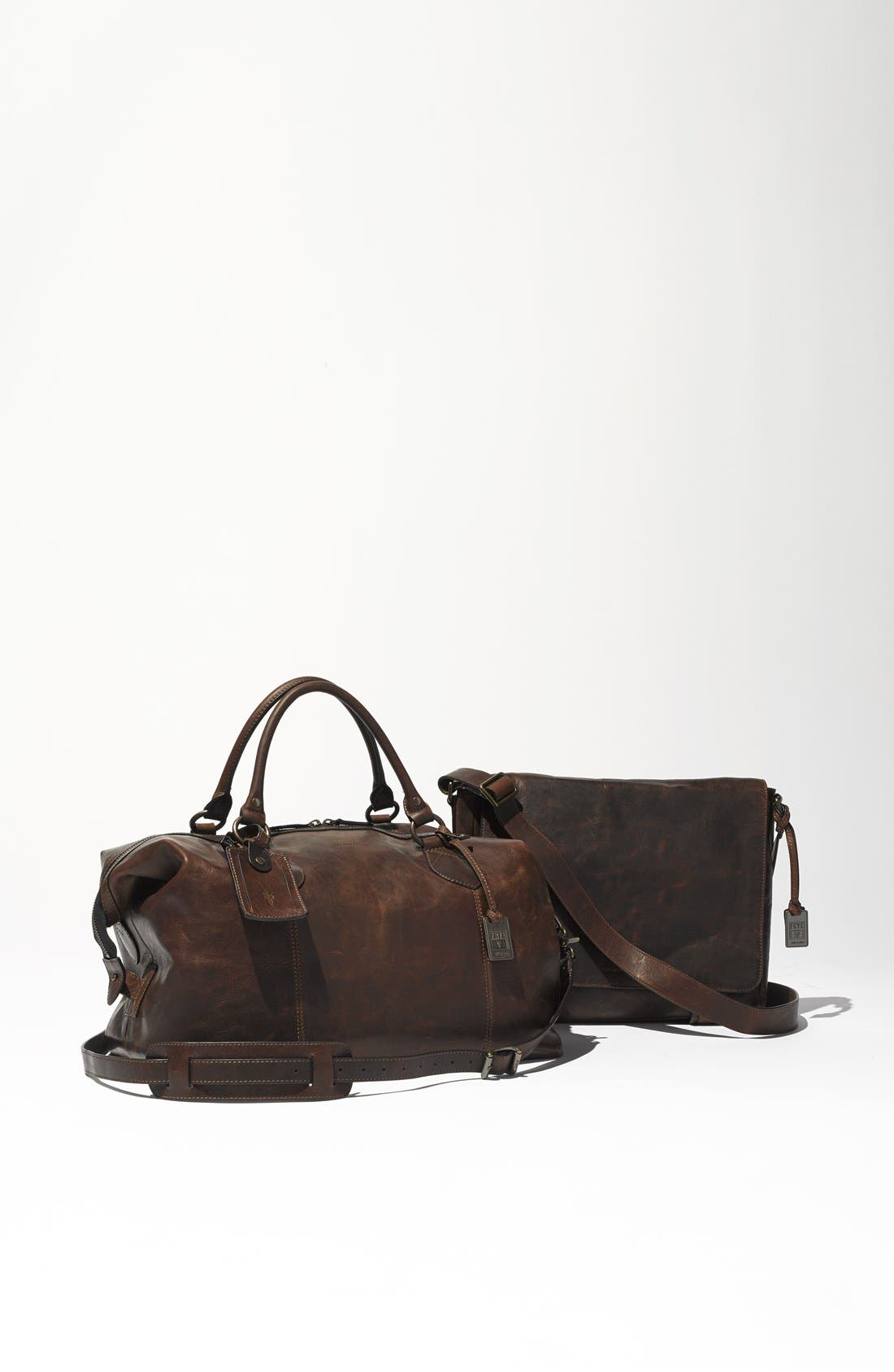 'Logan' Messenger Bag,                             Alternate thumbnail 7, color,
