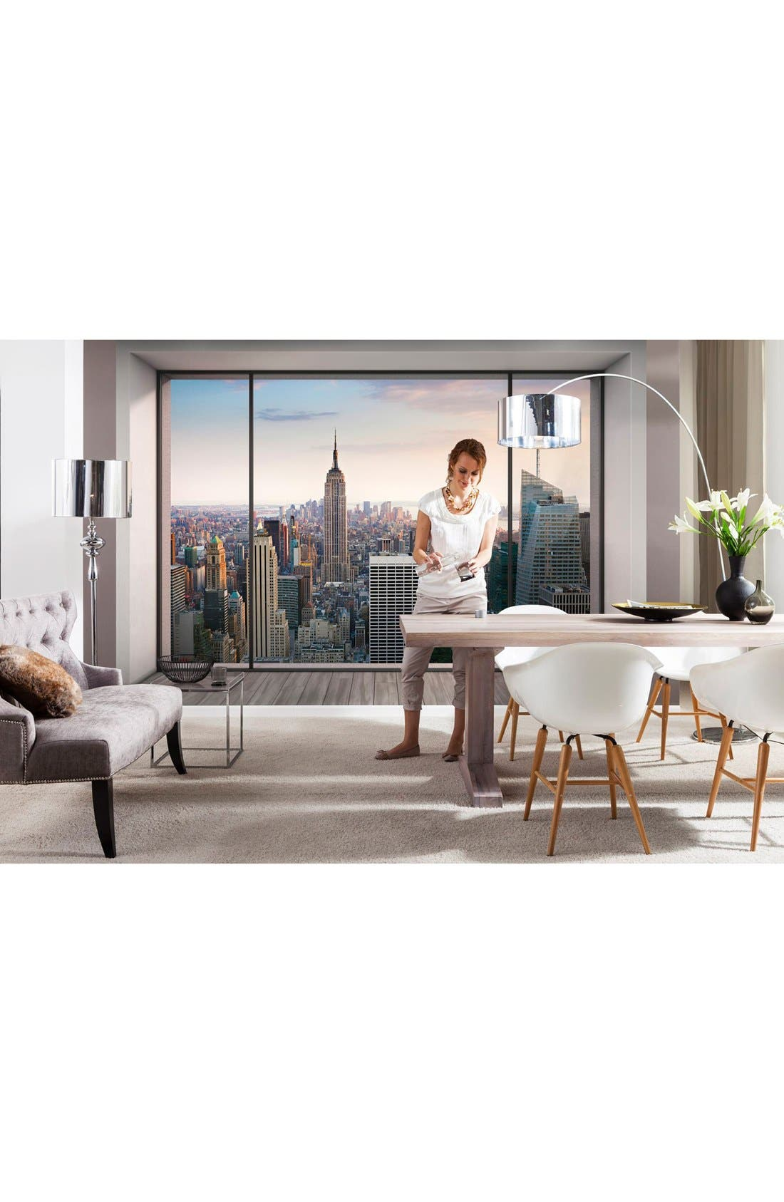 Alternate Image 1 Selected - Wallpops 'Penthouse' Wall Mural (8-Panel)