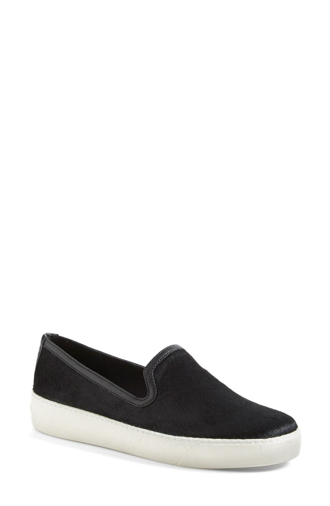 Alternate Image 1 Selected - Sam Edelman 'Becker' Calf Hair Slip On