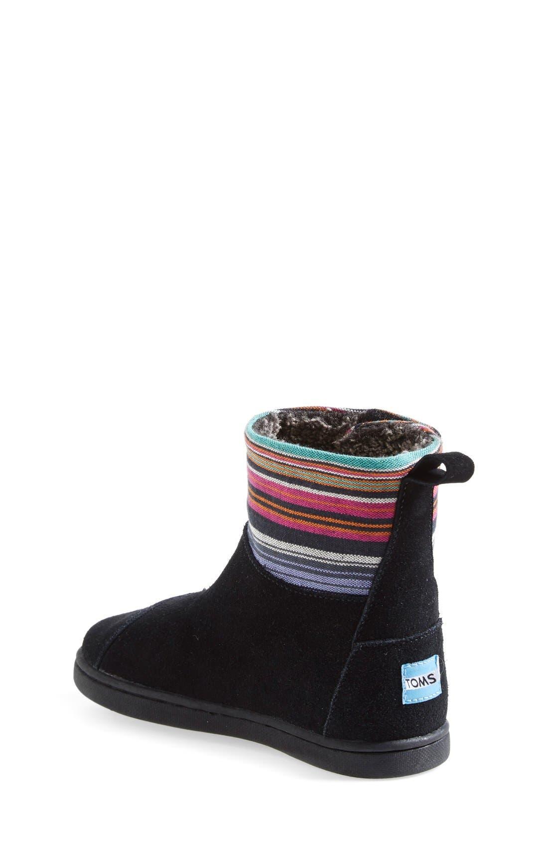 Alternate Image 2  - TOMS 'Nepal - Tiny' Boot (Toddler)