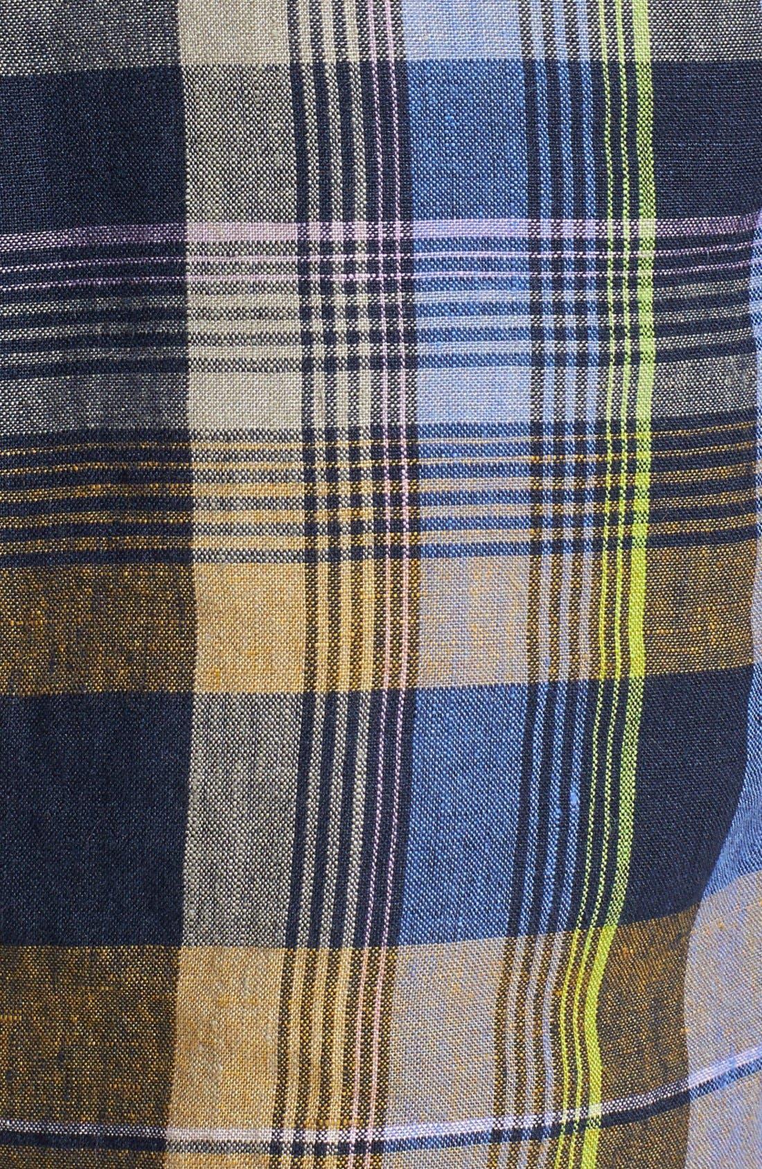 Alternate Image 3  - Tommy Bahama 'Weave Master' Linen Shorts (Big)