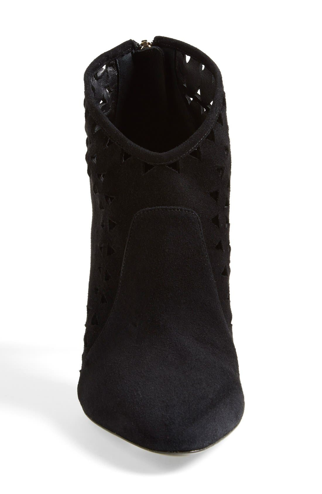 Alternate Image 3  - Tamara Mellon 'French Kiss' Suede Bootie (Women)