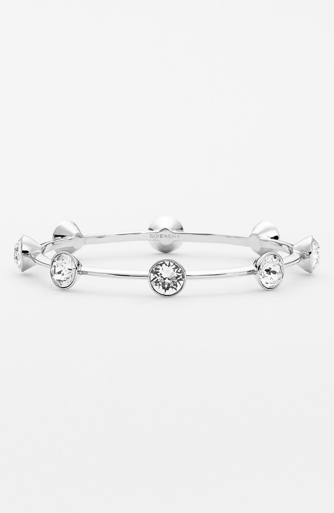 Main Image - Givenchy Crystal Skinny Bangle