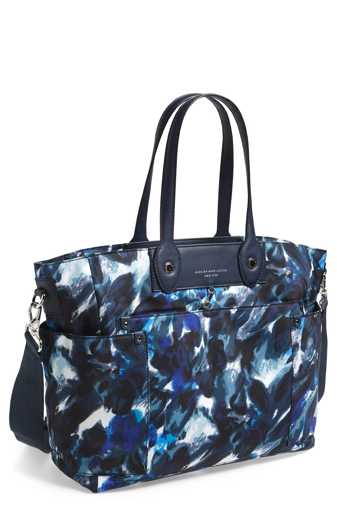 Alternate Image 1 Selected - MARC BY MARC JACOBS 'Pretty Eliz-A-Baby' Diaper Bag
