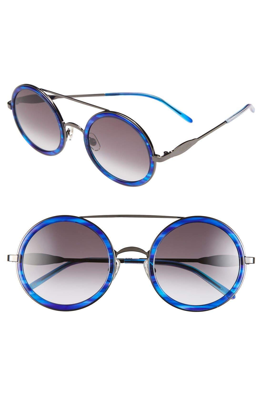 Main Image - Wildfox 'Winona' 56mm Sunglasses